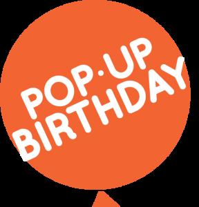 Pop-Up Birthday Austin