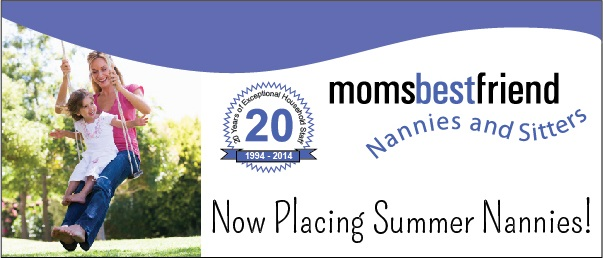 Summer Nannies Email Banner 2014