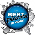 Austin Best Places to Work - Logo
