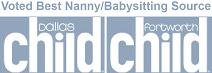 Dallas Fort Worth Child Best Nanny and Babysitter Agency