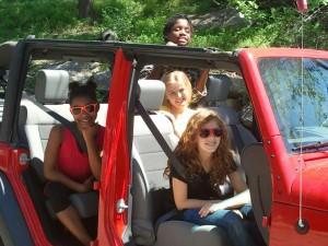 Jeep family
