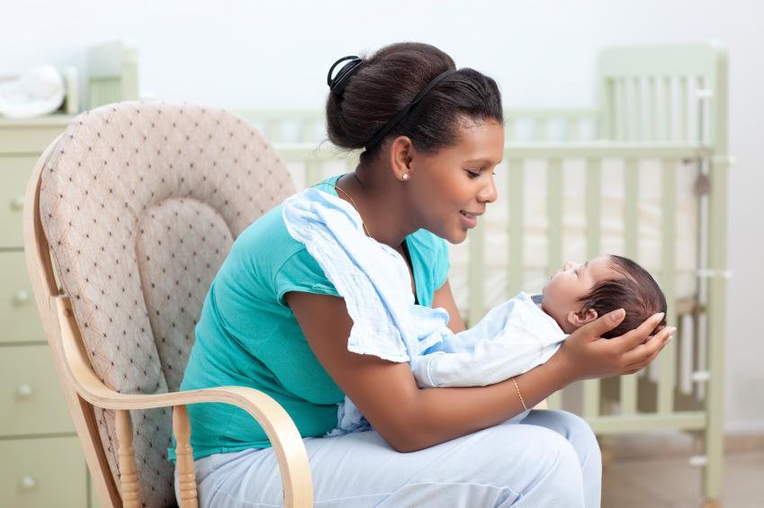 Newborn nanny